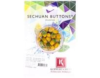 Jedlé květy Sechuan Button chlaz. 1x30ks