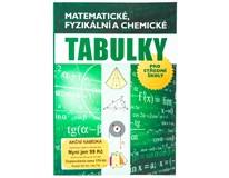 Matematické, fyzikální a chemické tabulky, 1ks