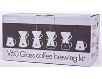 Set na filtrovanou kávu skleněný 1ks
