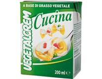 Vegetalcrem rostlinný krém na vaření 23% chlaz. 1x200ml