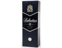 Ballantine's 12yo Scotch whisky 40% 1x700ml