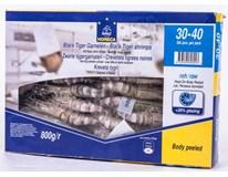 Horeca Select Krevety syrové loupané s hlavou 30/40 mraž. 1x800g