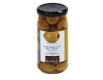 Olivellas Olivy zelené s paprikou 1x380g