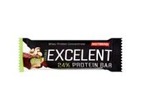 Nutrend Excelent Tyčinka proteinová mandle s pistáciemi 5x40g