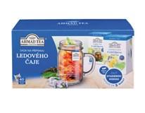 Ahmad Tea Cold Brew Sada na přípravu ledového čaje 1x80g + sklenička