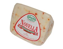 Novella Caciotta sýr s chilli chlaz. 1x200g