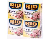 Rio Mare Tuňák ve slunečnicovém oleji 4x160g