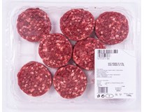 Hovězí hamburger 8cm IRL chlaz. 8x150g