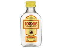 Gordon's Gin mini 37,5% 12x50ml