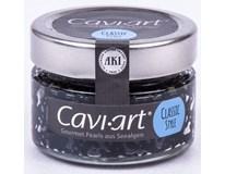 Cavi-Art černý - vegetariánský kaviár chlaz. 1x100g