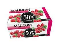 Belin Malinový čaj 50% 3x40g