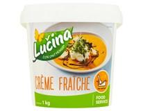 Lučina Sýr Creme fraîche 25% chlaz. 1x1kg