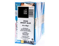 Drum Bright Blue Tabák kolek T/V 10x40g