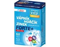 Maxi Vita Exclusive Vápník+hořčík+zinek 1x60 tablet