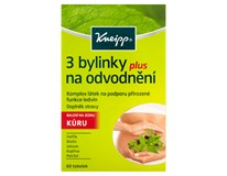Kneipp 3 bylinky na odvodnění 1x60 tablet