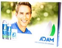 Adam Skin Protection Kazeta balzám po holení+deo+pěna 1x1ks