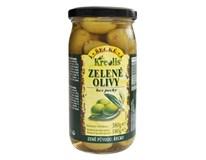 Kreolis Olivy zelené bez pecky 1x380g