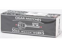 Zápalky doutníkové Solo 3x1ks