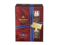 Ararat 10yo 40% 1x700ml + sklenice 2ks