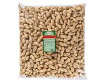 Arašídy pražené neloupané 1x2kg