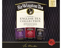 Sir Winston Tea English Tea Collection černý čaj 4x55g kazeta