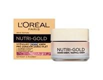 L'Oreal Nutri-Gold vyživující denní krém 1x50ml