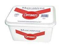 Optimus Mascarpone sýr chlaz. 1x2kg