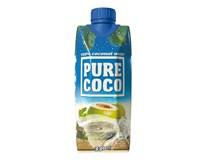 Pure Coco 100% kokosová voda 12x330ml