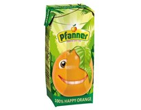 Pfanner Pomeranč 100% džus 24x200ml tetrapack