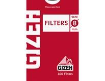 Gizeh cigaretové filtry 1x100ks
