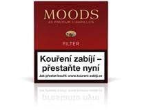Dannemann Moods Filter doutníky 1x20ks