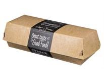 Box na bagetu Papstar Pure 6,2x7,5x21cm 125ks
