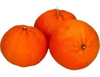 Mandarinky Satsuma 2/3 skládané čerstvé 1x9,5kg