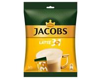 Jacobs Café Latté káva instantní (porce 10x12,5g) 14x125g