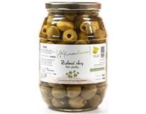 Olivy zelené bez pecky 1x1400g