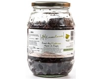 Olivy černé konfitované Negras de Aragon 1x500g
