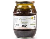 Olivy černé v olivovém oleji 1x1400g