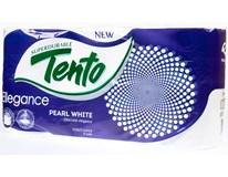 Tento Toaletní papír Pearl White 3-vrstvý 1x8ks