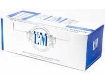 L&M Blue dutinky uhlík. KS 1x250ks