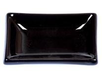 Miska Party na sushi 10x6cm porcelánová černá 1ks