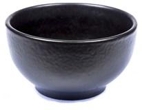 Miska Vulcania 9cm černá 1ks