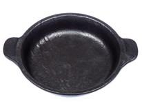 Miska porcelánová zapékací Vulcania kulatá černá 15cm 1ks