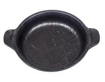Miska zapékací Vulcania kulatá 17,5cm černá 1ks