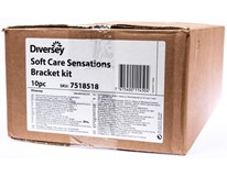 Držáky na tekuté mýdlo Soft Care 10x1ks