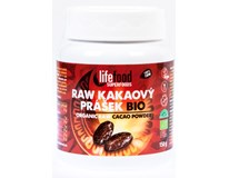 Lifefood Kakaový prášek nepražený BIO RAW 1x150g