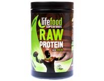 Lifefood Prášek proteinový kakao se spirulinou BIO RAW 1x450g
