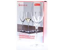Sklenice Authentis šampaňské 270ml 4ks