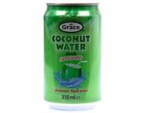 Grace Šťáva kokosová 1x310ml plech