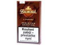 Balmoral Corona doutníky 1x5ks