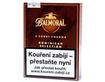 Balmoral Short Corona doutníky 1x5ks